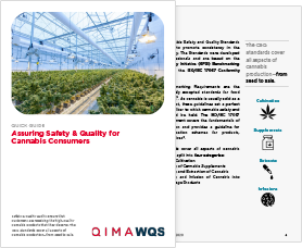 Assuring Safety & Quality for Cannabis Consumers