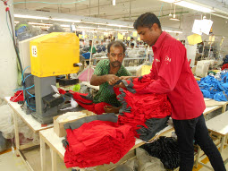 Apparel Inspection in India Factory - Worker & Inspector |QIMA