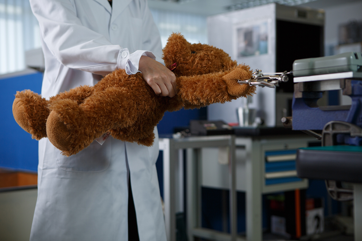testing toy qima laboratory inspection manufacturers boost worldwide lab asia safety bear ai teddy
