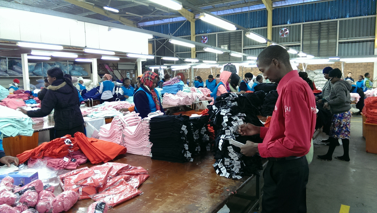 Textile & Garment Inspection in Africa Factory | QIMA