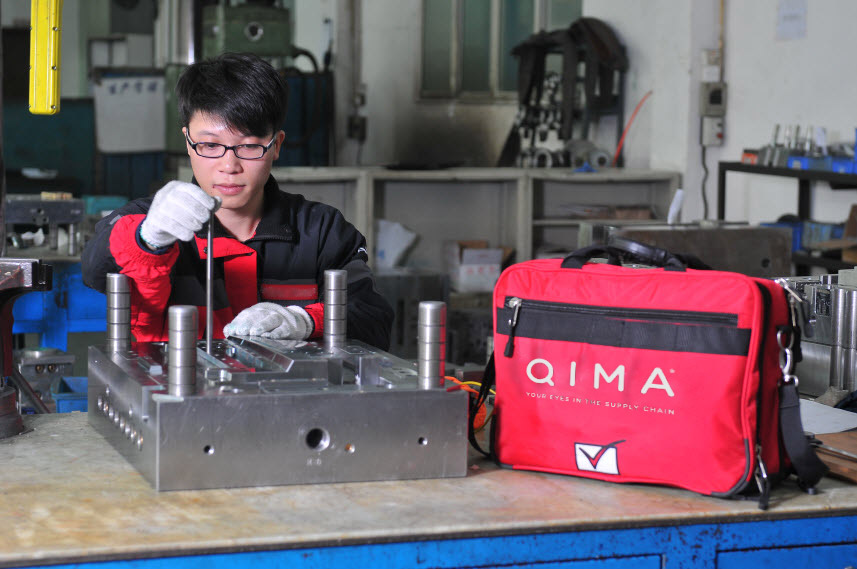 Manufacturing Inspection of a Mould | AsiaInspection