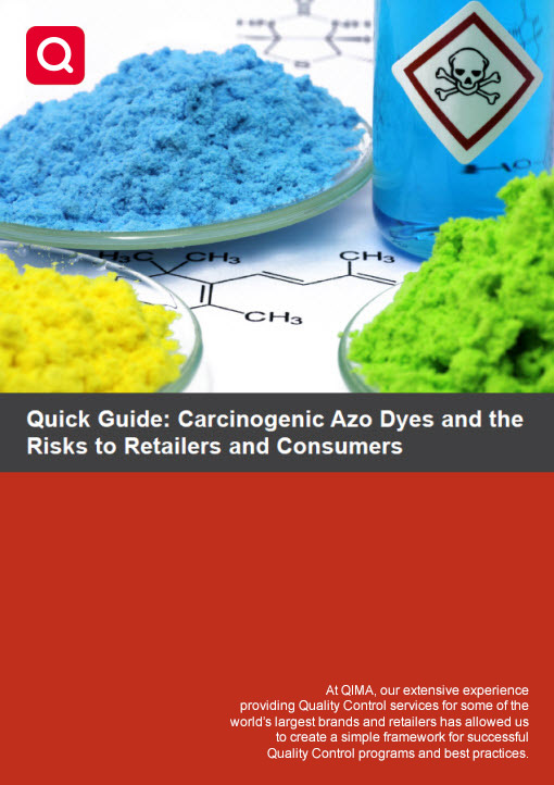 Quick Guide: Azo Dyes and the Risk to Retailers and Consumers