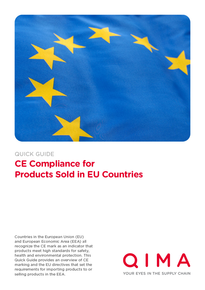 CE Compliance for Products Sold in EU Countries