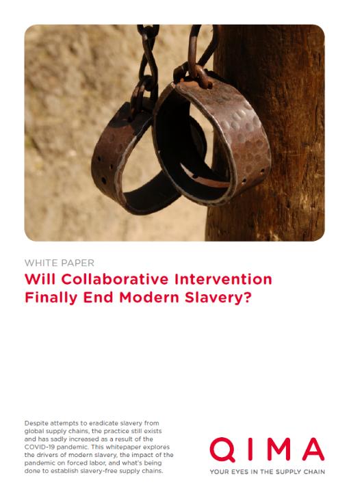 Will Collaborative Intervention Finally End Modern Slavery?