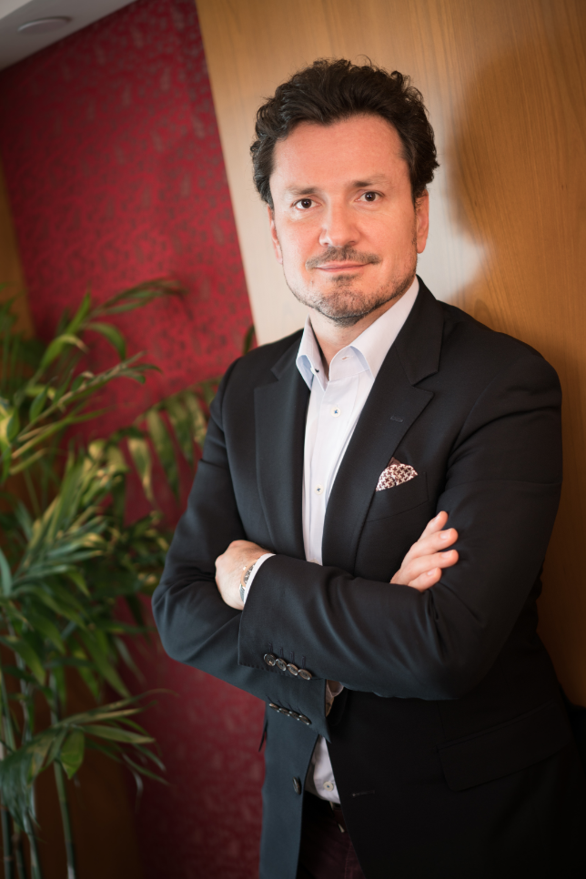 CEO of QIMA – Sebastien Breteau