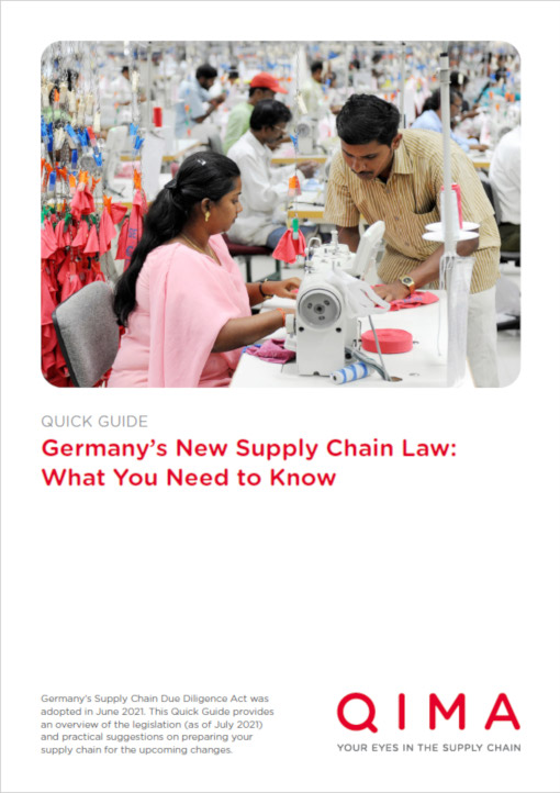 Germany's Proposed Supply Chain Law (2021): What You Need to Know