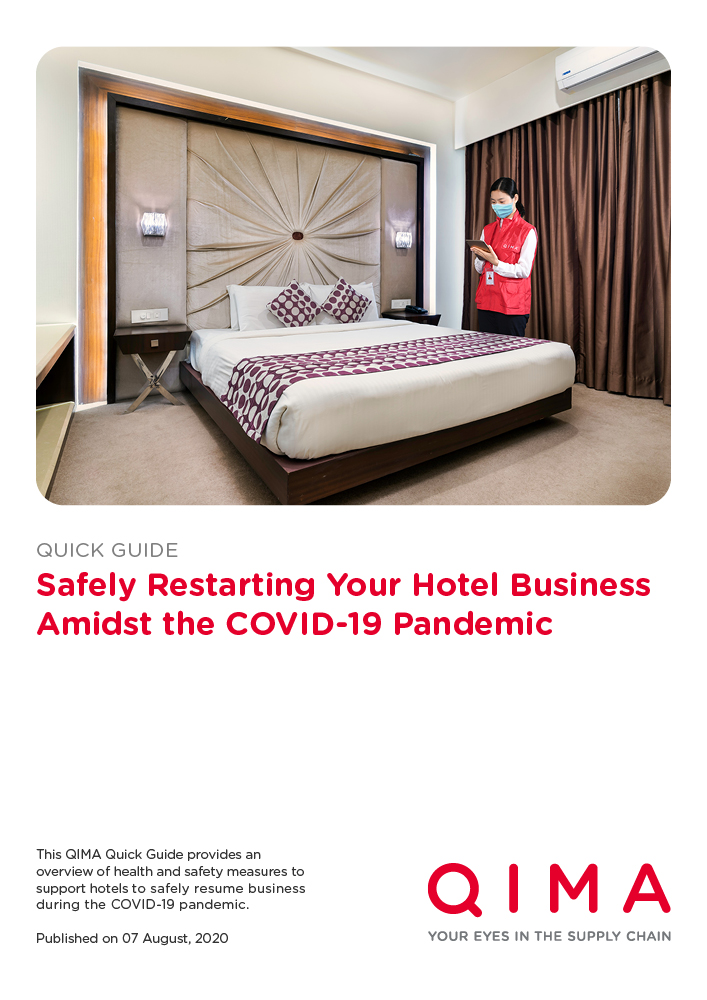 Quick Guide: Safely Restarting Your Hotel Business Amidst the COVID-19 Pandemic