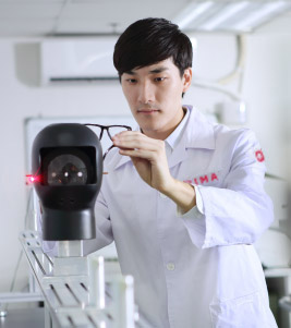 Dedicated Eyewear Testing Labs & Inspector Resources | AsiaInspection