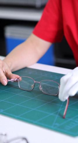 Frame & Mechanical Testing - Eyewear Lab Testing | QIMA