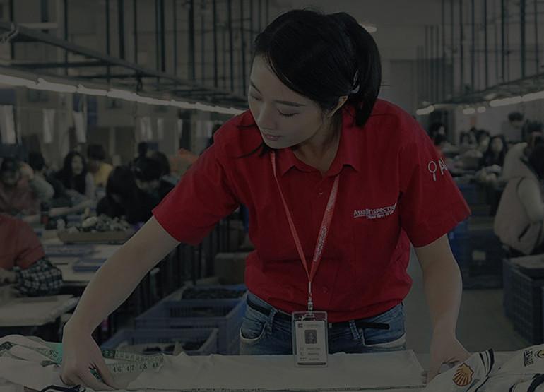Softline Industry Inspections | QIMA