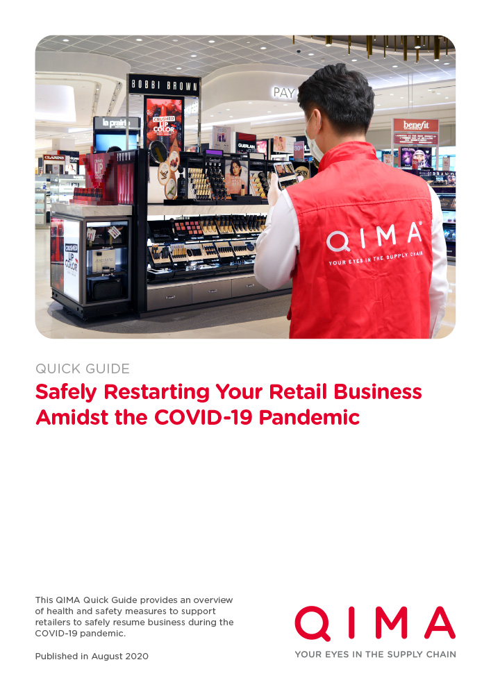 Quick Guide: Safely Restarting Your Retail Business Amidst the COVID-19 Pandemic