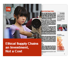 Ethical Supply Chains Whitepaper | AsiaInspection