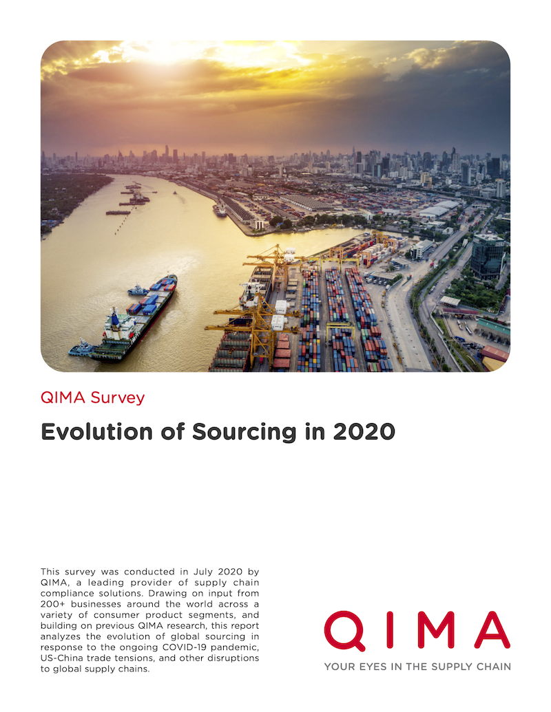 Evolution of Global Sourcing in 2020