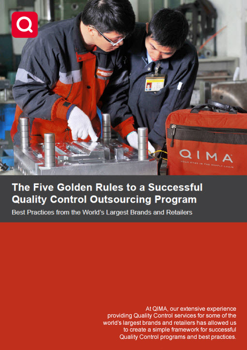 The Five Golden Rules to a Successful QC Outsourcing Program