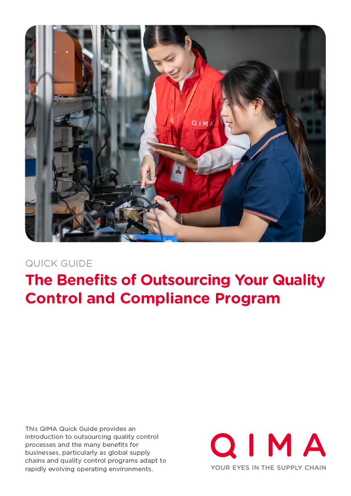 The Benefits of Outsourcing Your Quality Control and Compliance Program