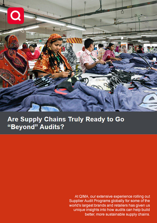 "Are Supply Chains Truly Ready to Go ""Beyond"" Audits?"