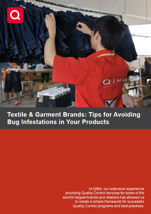 Textile & Garment Brands: Tips for Avoiding Bug Infestations in Your Products