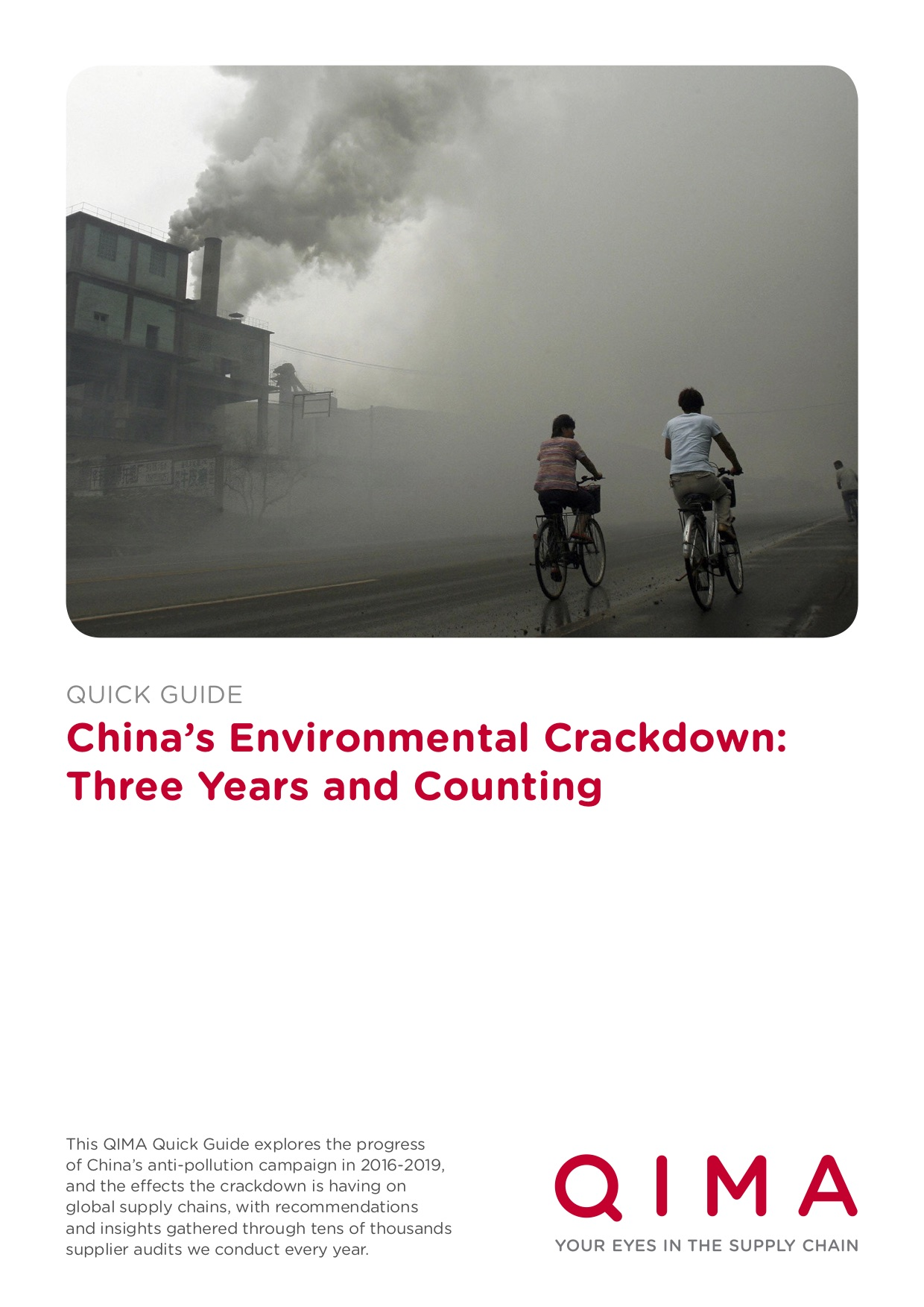 China's Environmental Crackdown: is Your Supply Chain Ready?