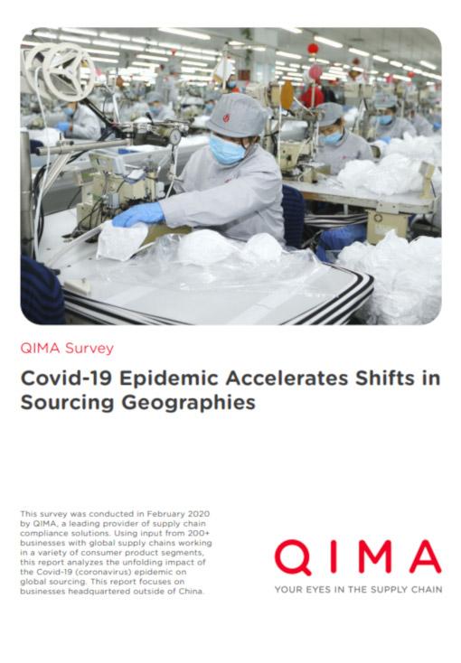 Epidemia de COVID-19 y cadenas de suministro global