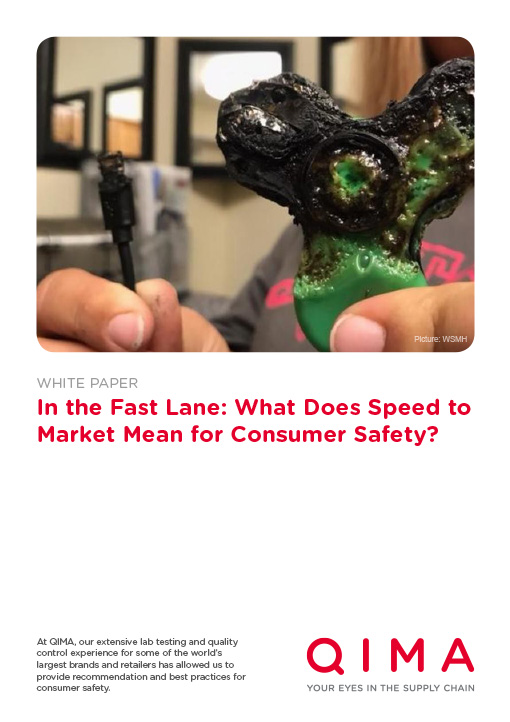 In the Fast Lane: What Does Speed to Market Mean for Consumer Safety?