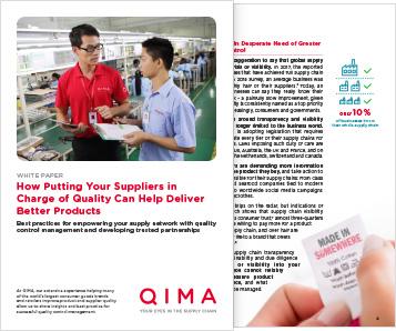 QIMAone White Paper